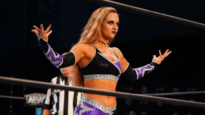 Anna Jay will be focusing on making a quick return to the ring