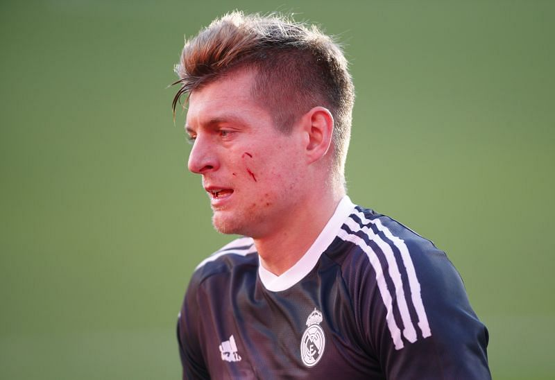 Toni Kroos will return from suspension