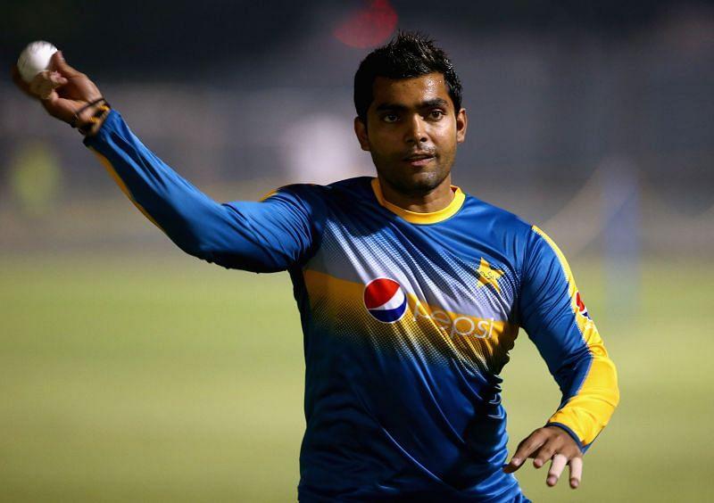 Umar Akmal was slapped a three-year ban from all forms of cricket on Febraury last year