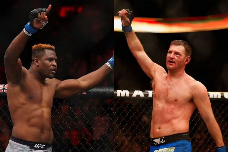 Francis Ngannou to challenge Stipe Miocic at UFC 260