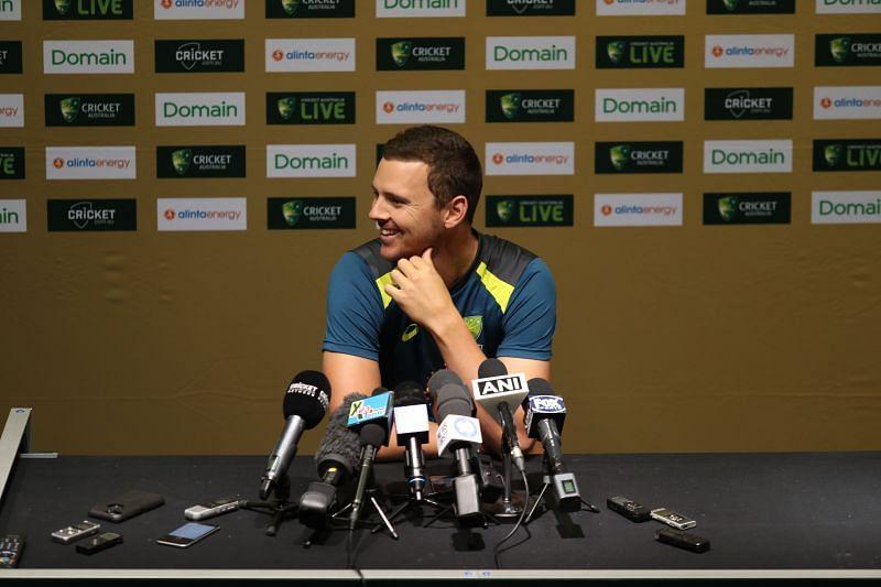 Josh Hazlewood expects England to do the job for Australia