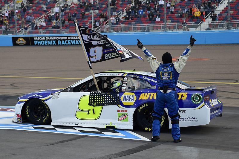 NASCAR Cup Series Season Finale 500