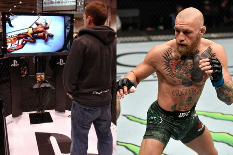 Does Conor McGregor hold a spot on 5-star rated athletes in UFC 4?
