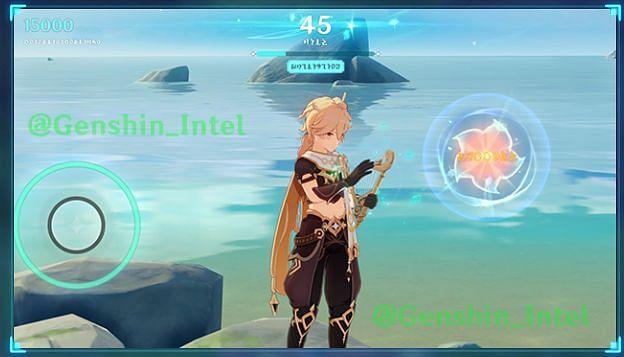 Windstock minigame in Genshin Impact (Image via Genshin Intel)