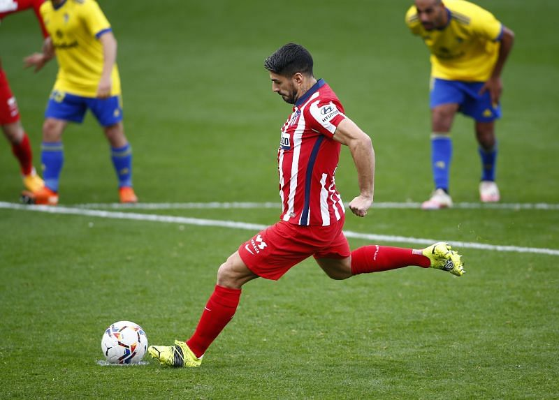Cadiz CF v Atletico de Madrid - La Liga Santander