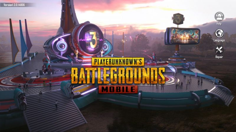 The PUBG Mobile global version 1.3 beta came out recently
