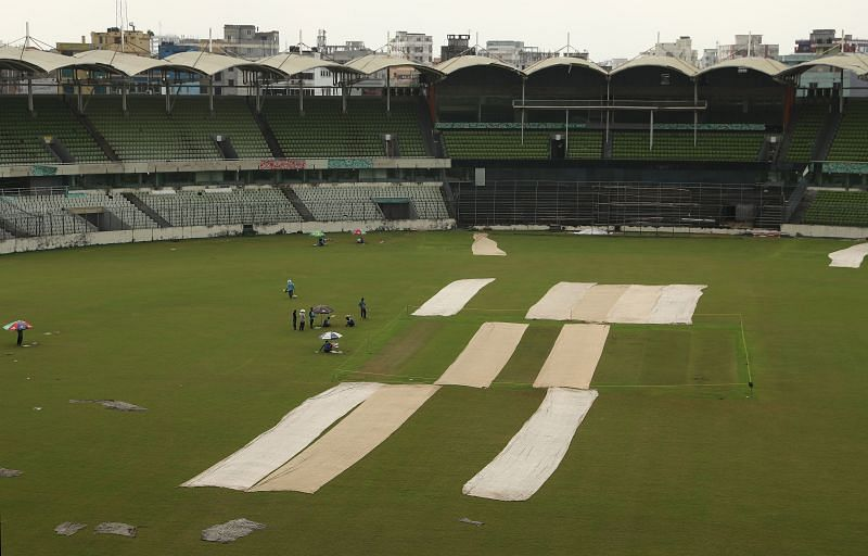 Shere Bangla National Stadium will play host to the second Test between Bangladesh and West Indies