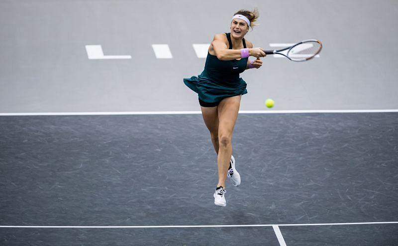 Aryna Sabalenka is the defending champion