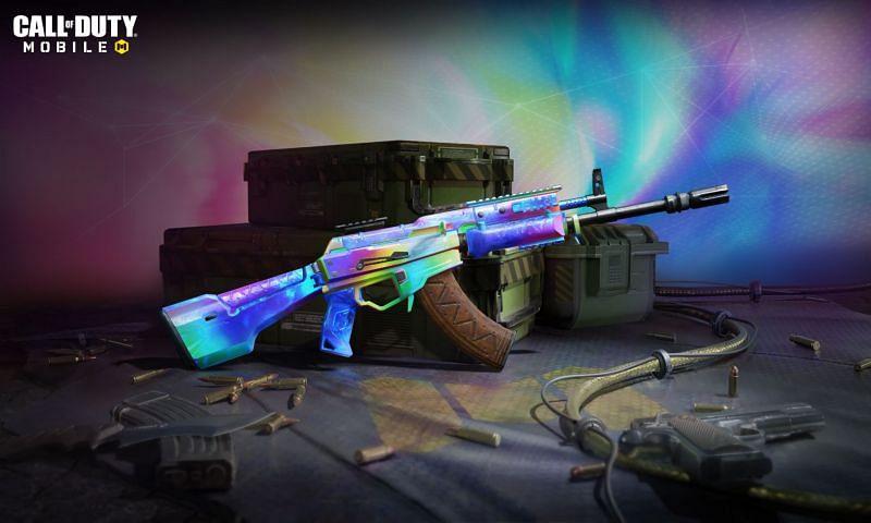 COD Mobile Gun Skin [Image via Activision]
