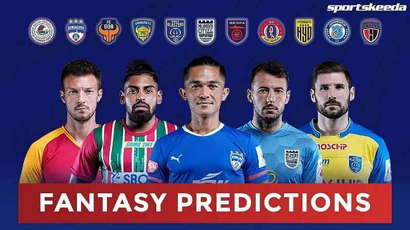 Dream11 Fantasy suggestions for the ISL clash between Kerala Blasters FC and Chennaiyin FC