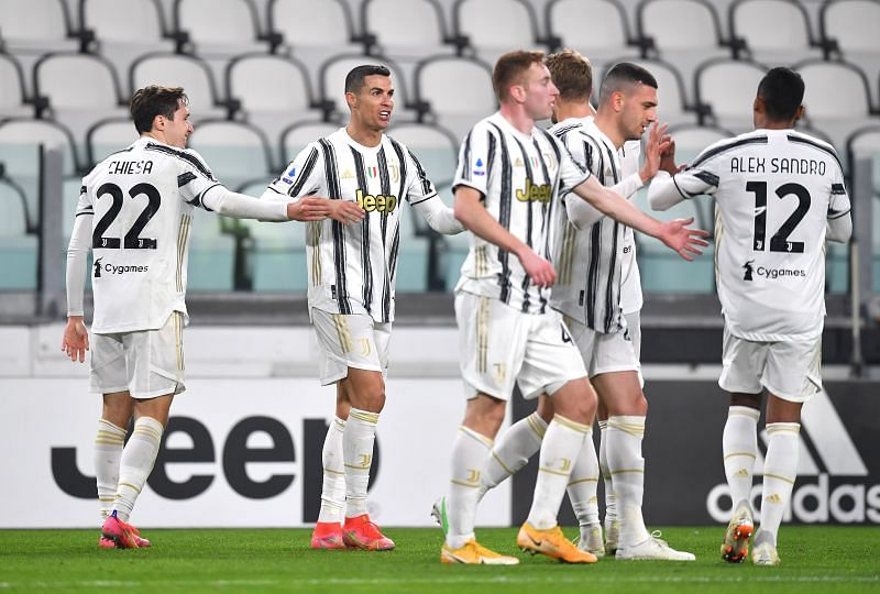 Juventus were convincing in their victory