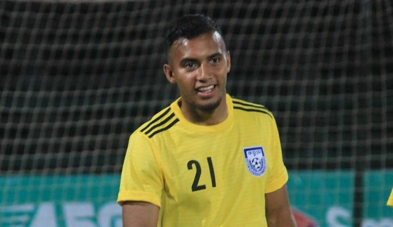 Jamal Bhuyan will lead Bangladesh in the final of the Three Nations Cup against Nepal (Image Credits: FIFA World Cup Twitter)