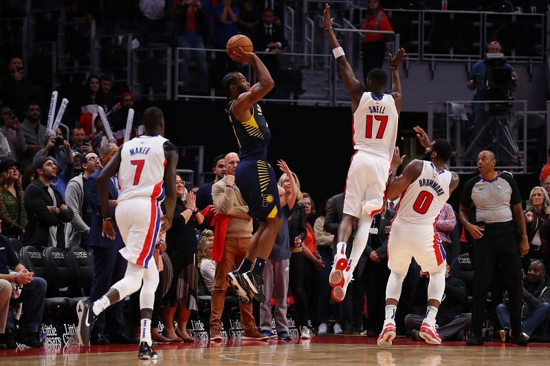 Struggling NBA Eastern Conference sides Indiana Pacers and Detroit Pistons are set to face off