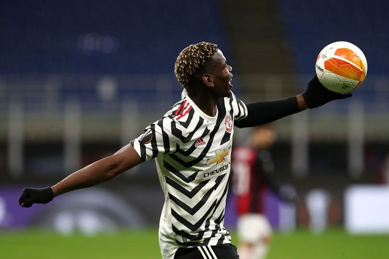 AC Milan vs Manchester United - UEFA Europa League Round of 16 Second Leg