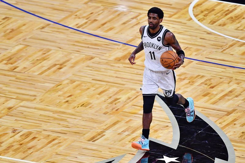 Kyrie Irving erupted for 43 in the Brooklyn Nets