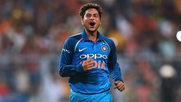 Kuldeep Yadav could get some game-time
