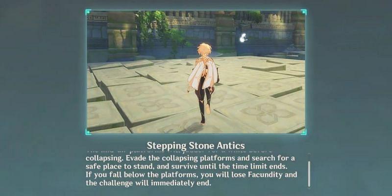 Stepping Stone Antics (Image via TSoul22, YouTube)