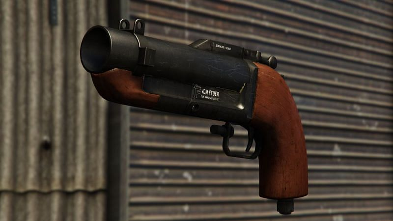 Some great weapons never get the attention they deserve (Image via GTA Wiki)