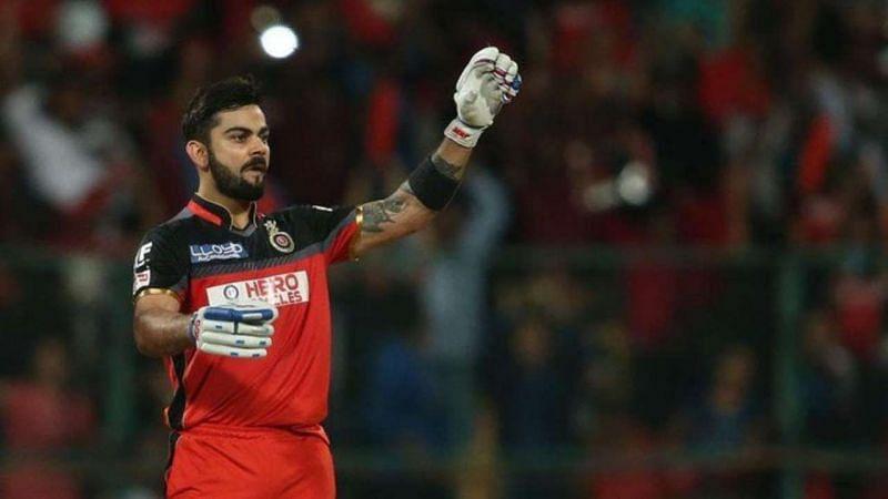 Virat Kohli has a fantastic record in the IPL