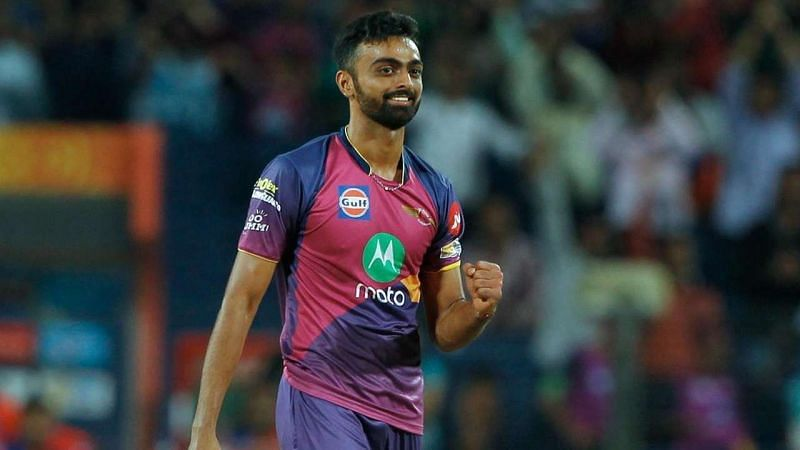 Jaydev Unadkat was sensational for RPS in 2017, picking up 24 wickets from 12 games.
