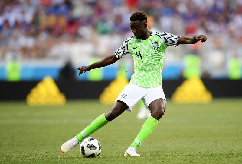 Wilfred Ndidi will be in action for Nigeria against Benin