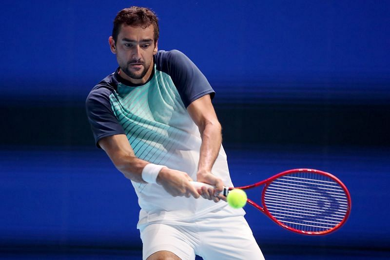 After a torrid few months, Marin Cilic has finally found some form