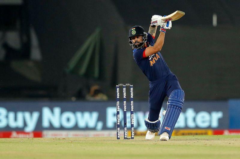 Virat Kohli impressed in the series decider against England