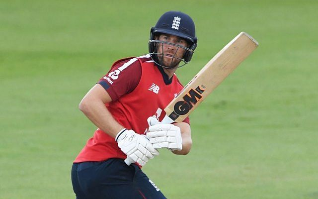 Malan recently scored his maiden ODI fifty for England