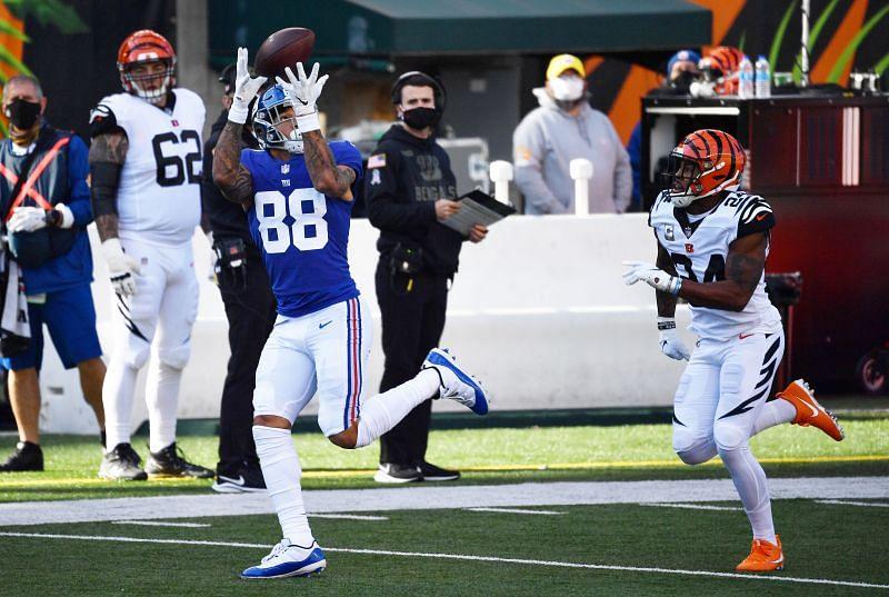 New York Giants TE Evan Engram