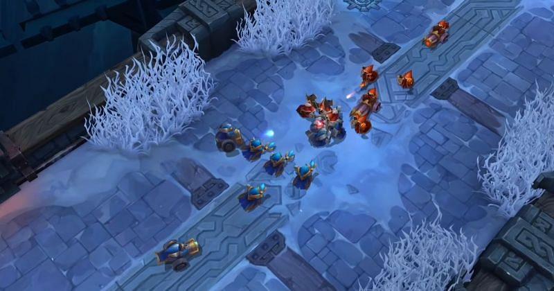 Riot has announced the ARAM mode for Wild Rift (Image via Riot Games)