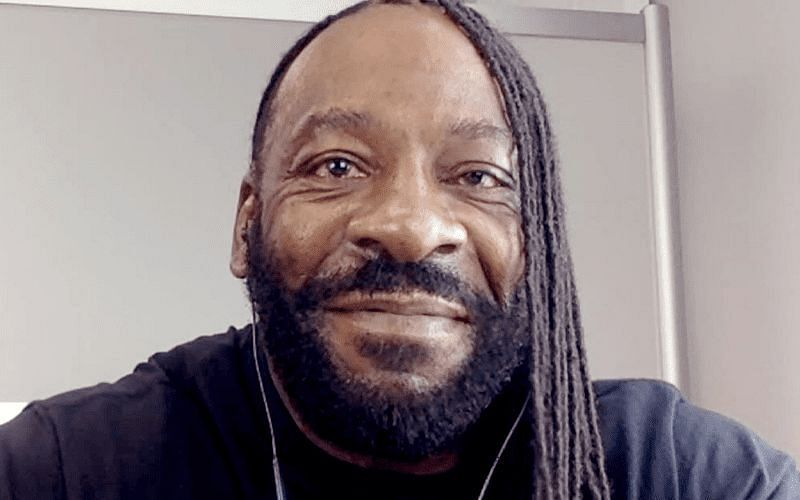 Booker T wants to see Nick Patrick in the Hall of Fame