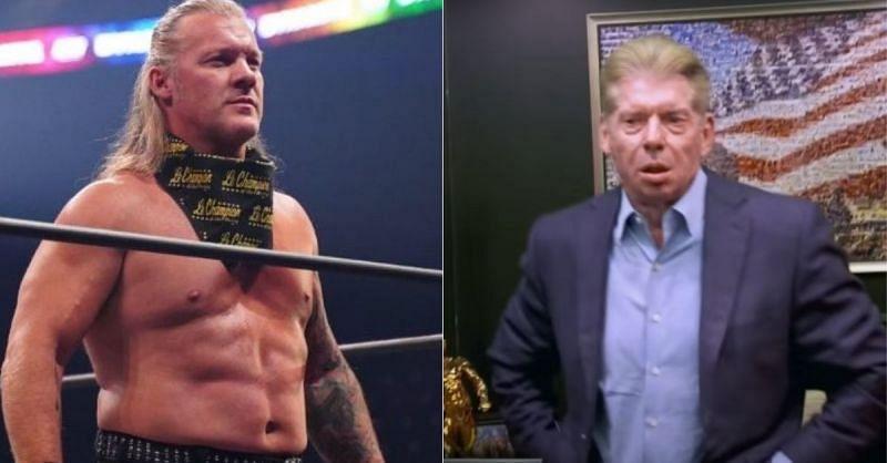 Chris Jericho; Vince McMahon