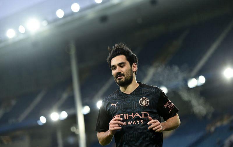 Ilkay Gundogan is Manchester City