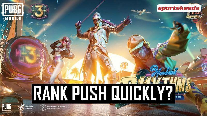 The newest season in PUBG Mobile is underway (Image via Sportskeeda)