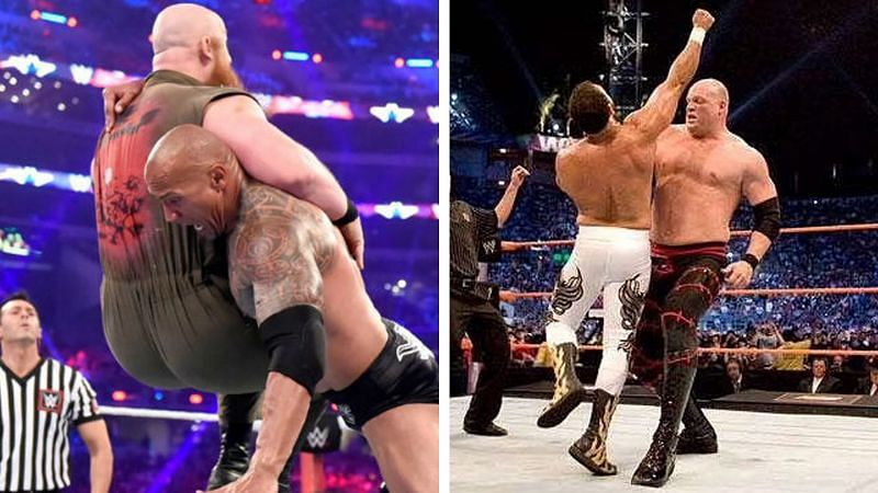 WWE WrestleMania has seen several matches that have lasted mere seconds