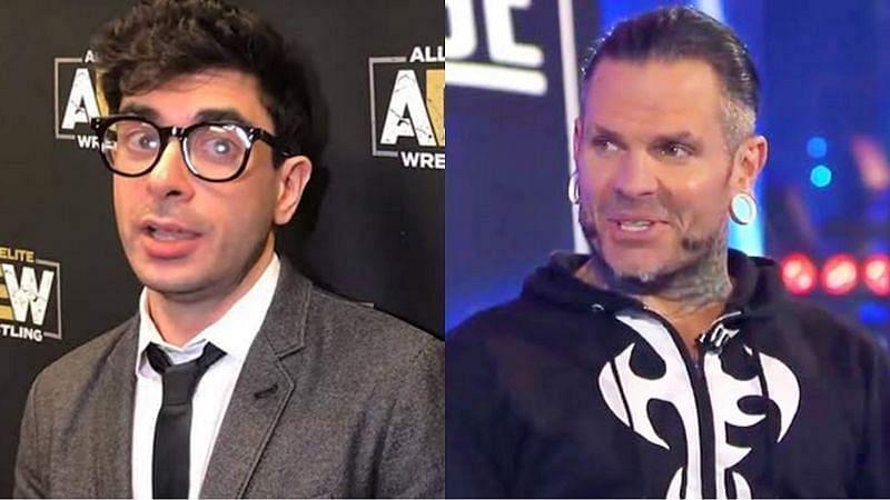AEW और WWE