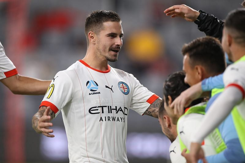 Melbourne Victory take on Melbourne City this weekend