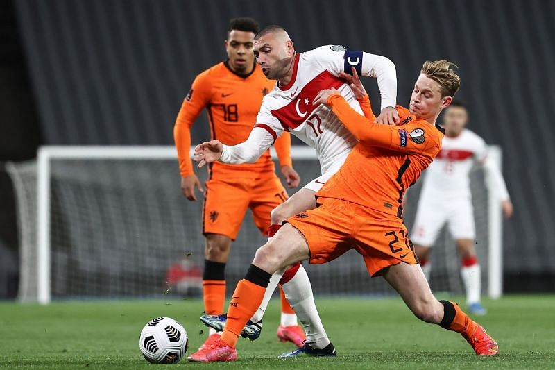 Turkey stun Netherlands with an emphatic victory