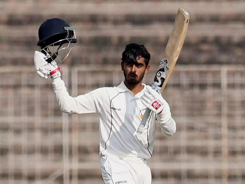 Arslan Khan scored an incredible 233* on his Ranji Trophy debut.