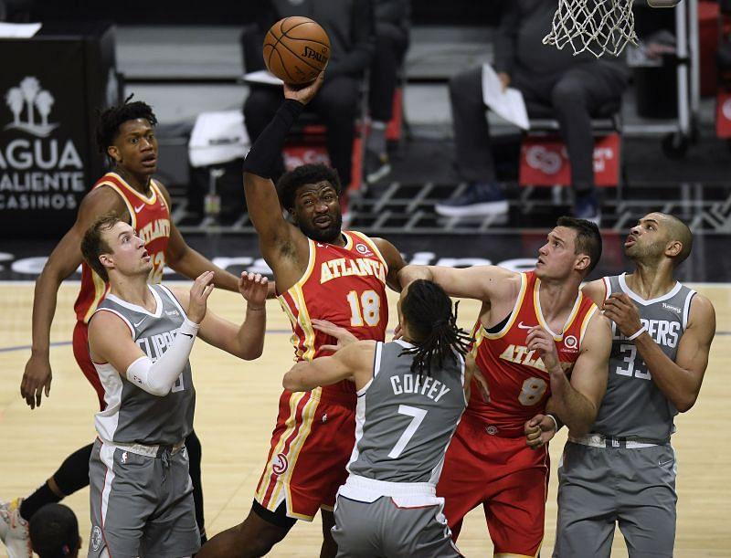 Atlanta Hawks vs LA Clippers