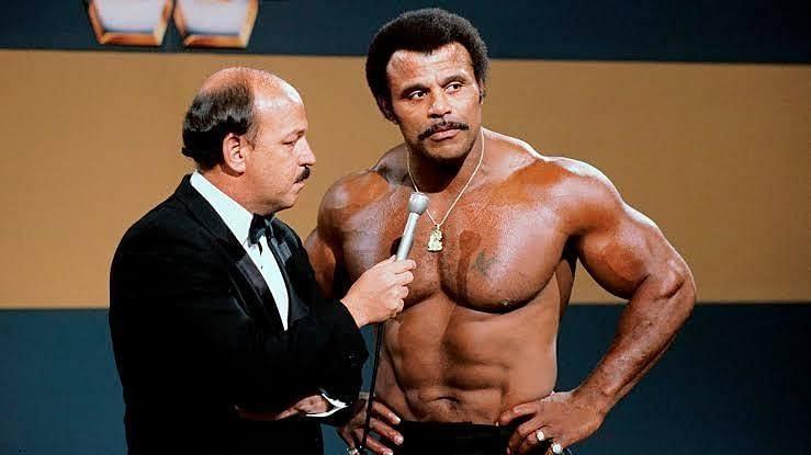 The Rock's Dad Rocky Johnson