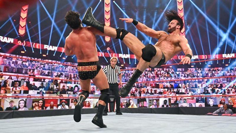 Drew McIntyre's Claymore (Credit: WWE)