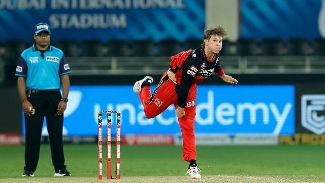 Adam Zampa may not play a game for RCB in IPL 2021
