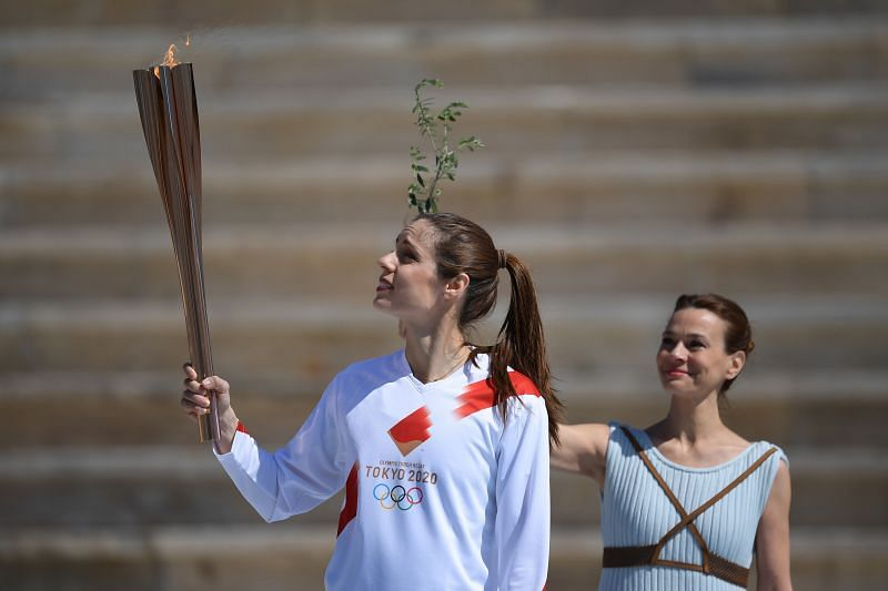 Fans unlikely to attend Tokyo Olympics Torch Relay opening ...