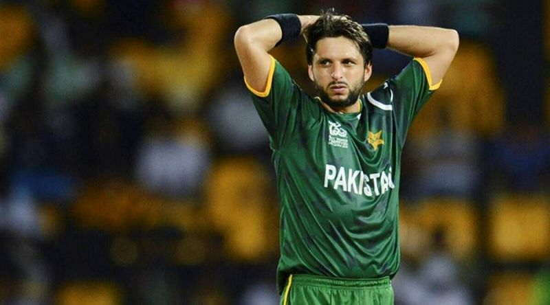 Fans speculated on Shahid Afridi