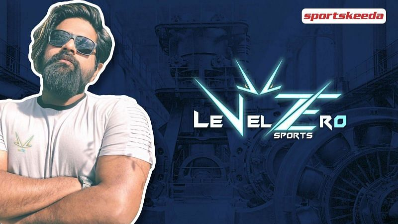 "Mr. Shrey""shine"" Verma, Co-founder and CEO of LevelZero Esports"