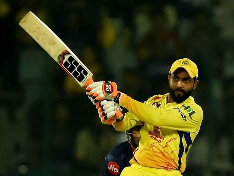 Jadeja is one of CSK