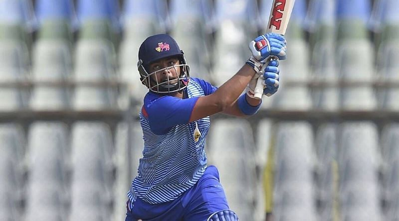 Prithvi Shaw will be in action in the Vijay Hazare Trophy quarter-finals.