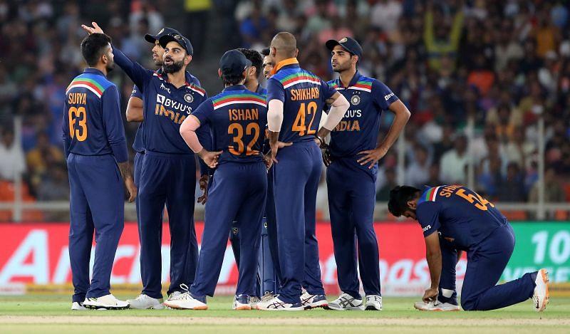 भारतीय टीम को तीसरे टी20 में मिली करारी शिकस्त