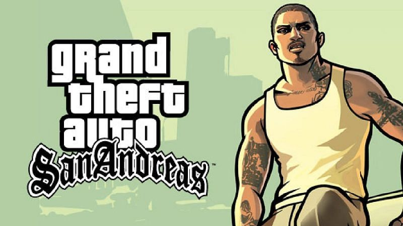 GTA San Andreas is famous for having some of the toughest tasks in the GTA franchise (Image via Wallpapers Vista)